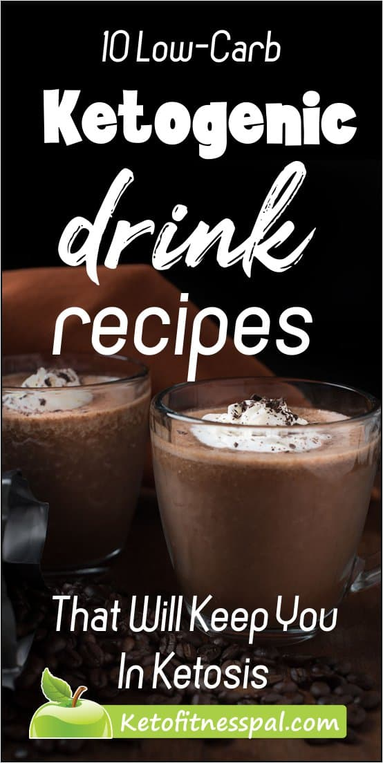Sticking to a keto diet doesn't mean having boring meals and drinks, you are meant to enjoy the most attractive meals and dribks. Check out these 10 lo-carb ketogenic drink recipes that will keep you in ketosis yet do away with boring drinks.
