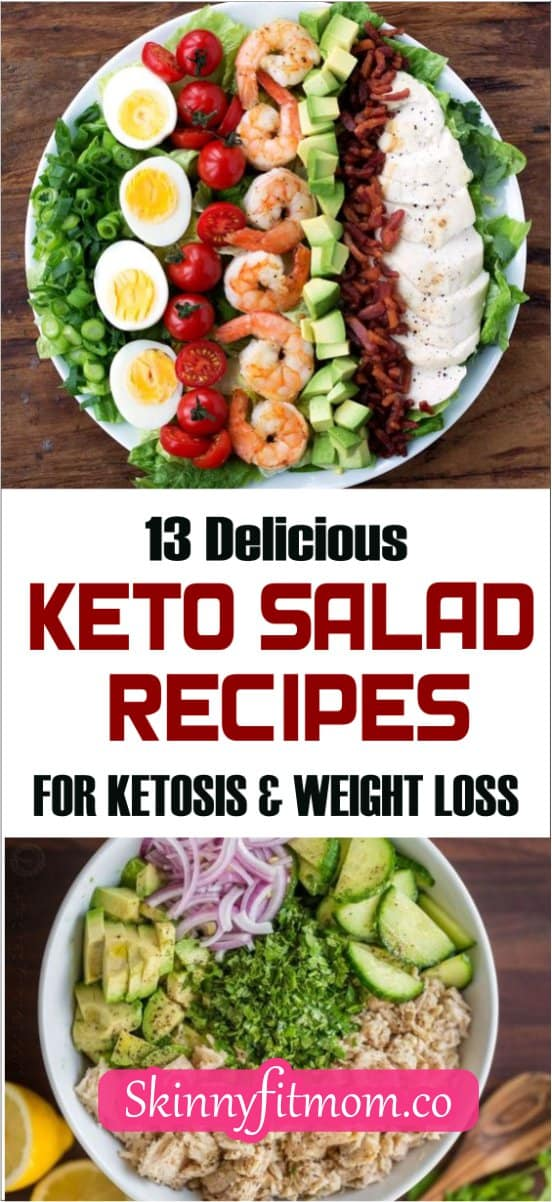 Check out these amazing,delicious and mouth-watering keto salad recipes for ketosis and weight loss. With these recipes, your journey to ketosis becomes easy and delicious. Try them out.