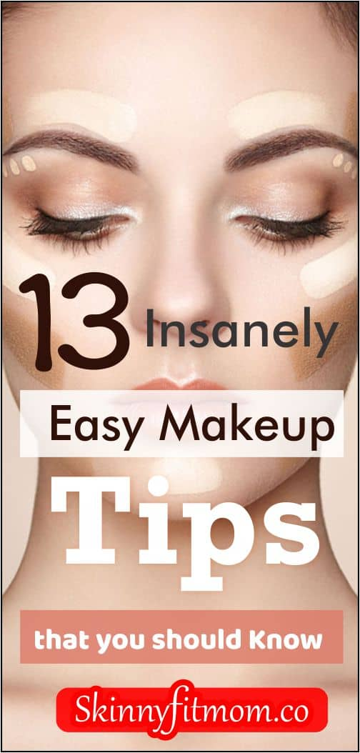 Are you a makeup freak and you need tricks to ease your makeup processes. Check out these 13 insanely easy makeup tips and tricks everyone should know about. Check out this post to achieve that look you want easily.