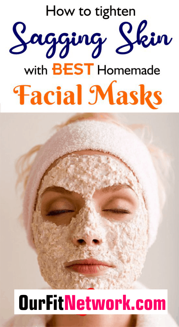 Do you know that you can tighten loose skin with facial masks? Doubting that? Check out these homemade facial masks for tightening sagging skin. With theses best homemade facial masks, be ready to say goodbye to loose skin