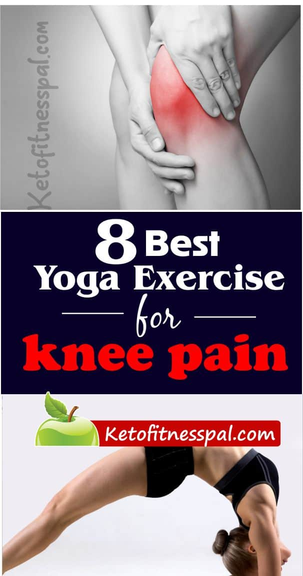 Suffering from achy and painful knees? Try these soothing yoga poses to strengthen your knees ... Try these soothing yoga poses to strengthen your knees and melt away chronic joint pain