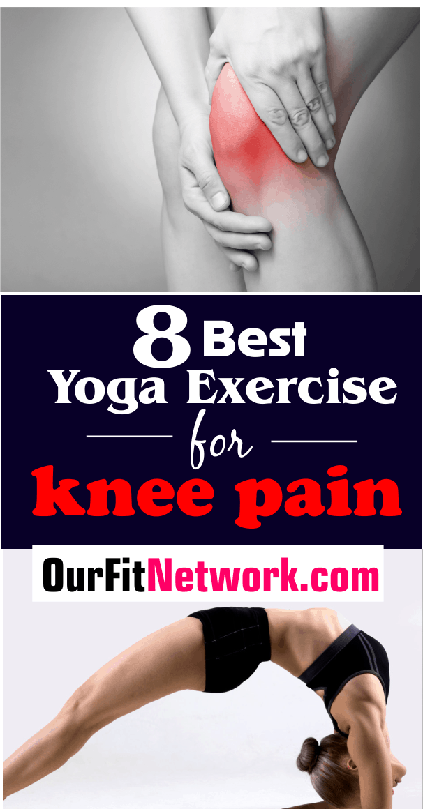 Suffering from achy and painfulknees? Try these soothingyogaposes to strengthen yourknees... Try these soothingyogaposes to strengthen yourknees and melt away chronic joint pain