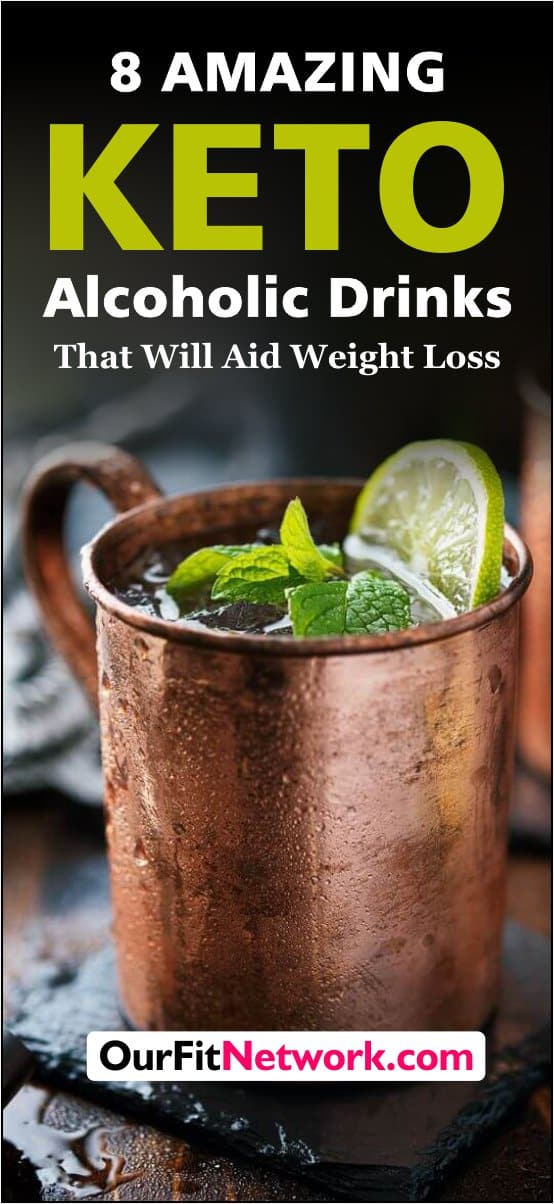 Here are 8 keto alcoholic drinks that you can drink while eating Keto diet and on low-carb meal plan for weight loss These drinks are super low in carb and can be considered keto approved.