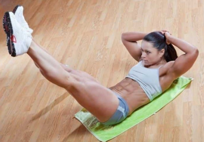 Abs Exercise for Weight loss