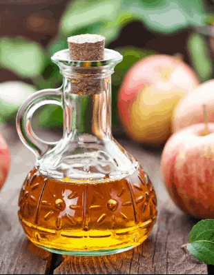 Apple Cider Vinegar- Remedies For Smooth Skin on Legs, Back of Thighs and Bum Fast in 7 Days
