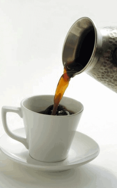 Avoid Caffeine- How to lose stress weight