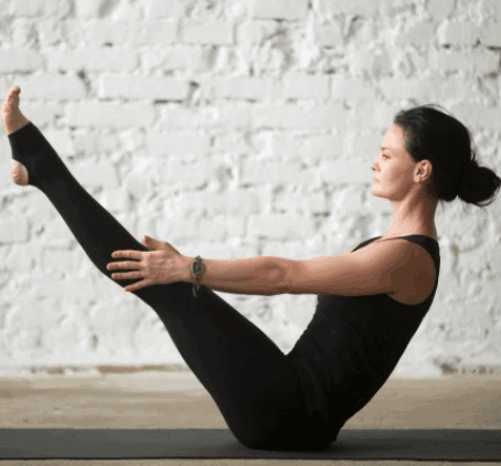 Boat Pose- 8 Powerful Yoga Poses To Reduce Stubborn Belly Fat