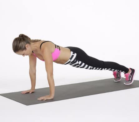 Burpees-Squats to reduce fat
