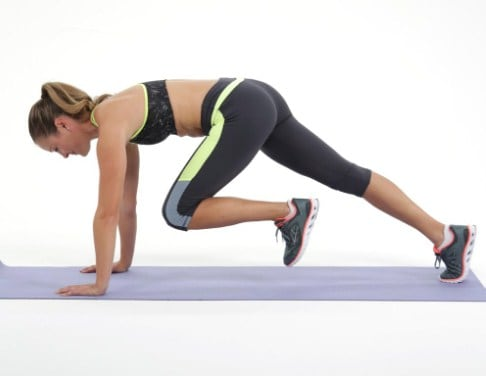 Burpees- 10 Best Fat Burning Workouts for Quick Weight Loss