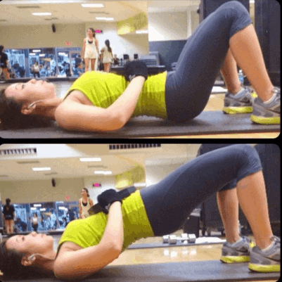 Butt Lift- 10 Best Exercises to Get Rid of Muffin Top & Side Fat Really Fast.