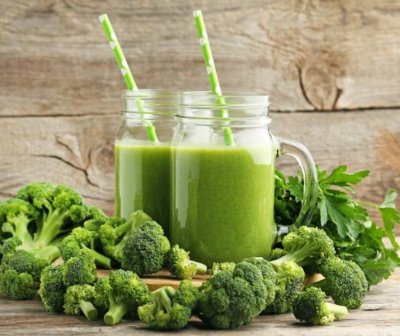 Carrot, Lettuce and Brocoli Juice- Weight Loss Drinks