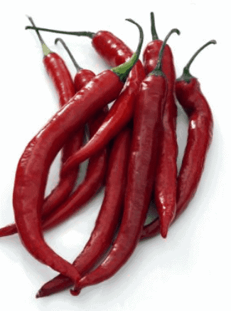 Cayenne Pepper- Best Fat Burning Foods
