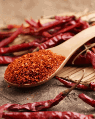 Cayenne Pepper to shed some pounds