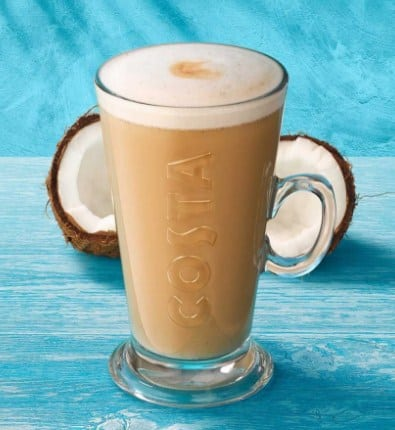 Coconut Milk Latte- 10 Low-Carb Ketogenic Drinks Recipes