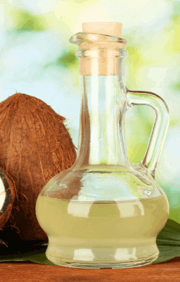 Coconut Oil for fat burning