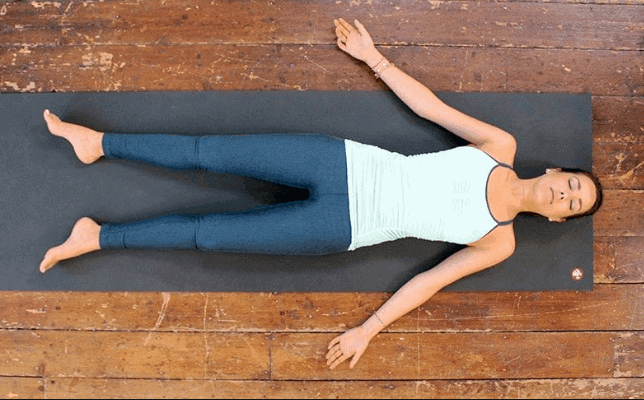 Corpse Pose- Excellent Poses for Anxiety and Depression