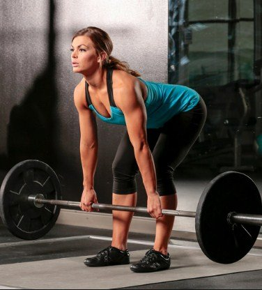 Deadlifts- 10 Effective Body Workouts for Stamina