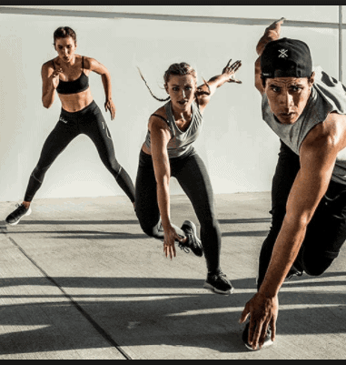 Do-The-HIIT to sweat the fat out