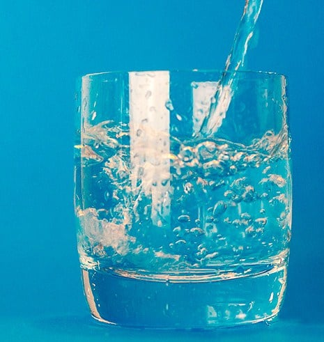 Drink More Water to Shed Some Pounds