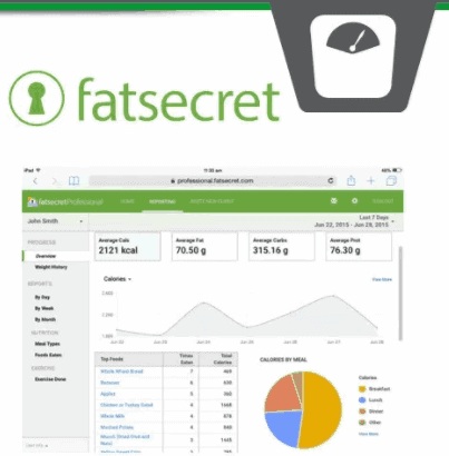 FatSecret - 7 Best Free Apps to Help Lose Weight