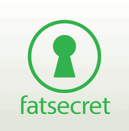 FatSecret-Apps to help you track your calories