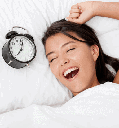 Get Enough Sleep- How To Lose Weight Fast
