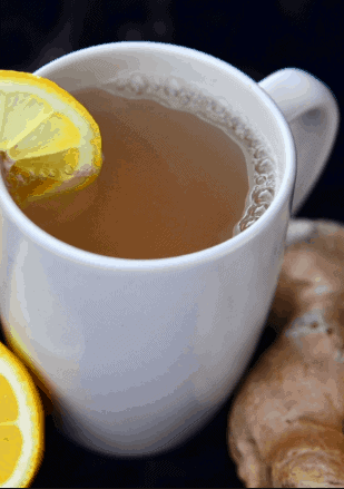 Ginger Lemon Water- Ginger Water Recipes for Weight Loss, Detox and Flat Belly