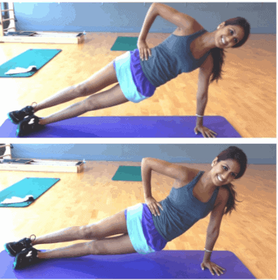 Hip Dips- 10 Best Exercises to Get Rid of Muffin Top & Side Fat Really Fast.