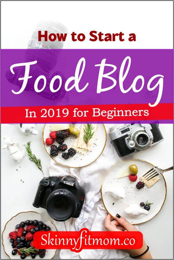 Looking to start a food blog and you don't know how to? Here is a simple guide on starting a food blog. Check out this post for more on earning money from food blogging. #blogging #cooking #extraincome