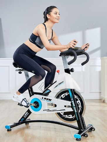 Indoor Cycling to blast calories