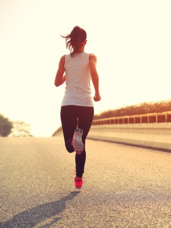 Jogging- How to Lose Weight Fast with Workouts