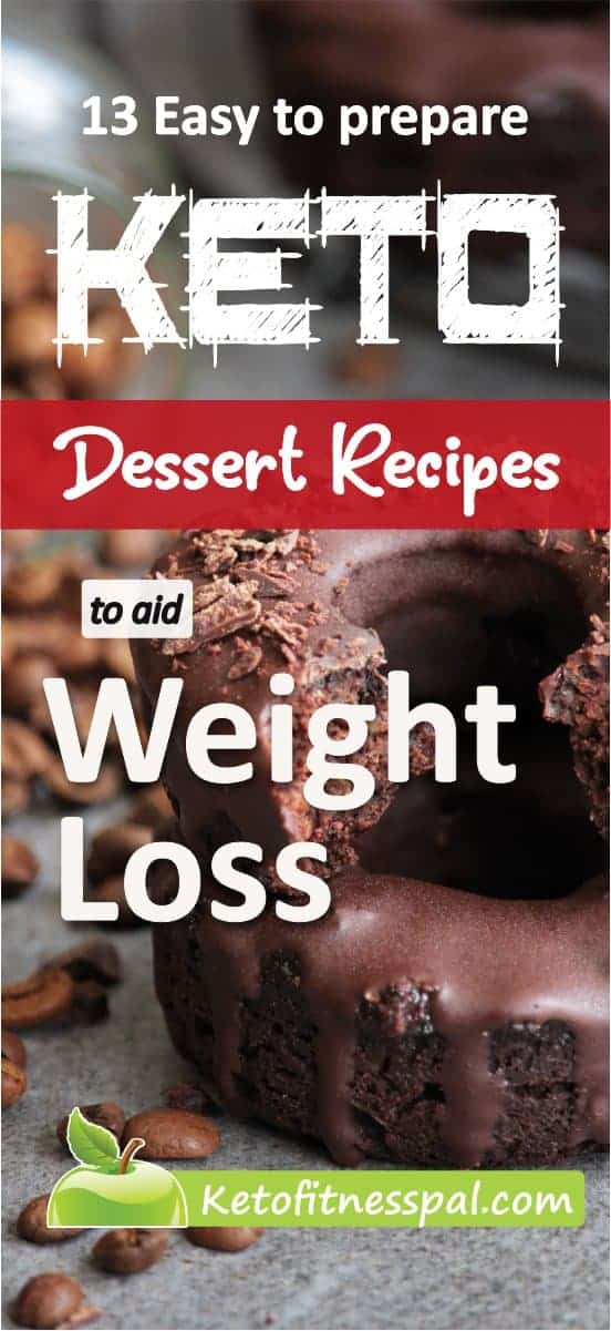 Being on a keto diet doesn't stop you from enjoying some sweet desserts. Check out these keto desserts recipes that aid quick weight loss.