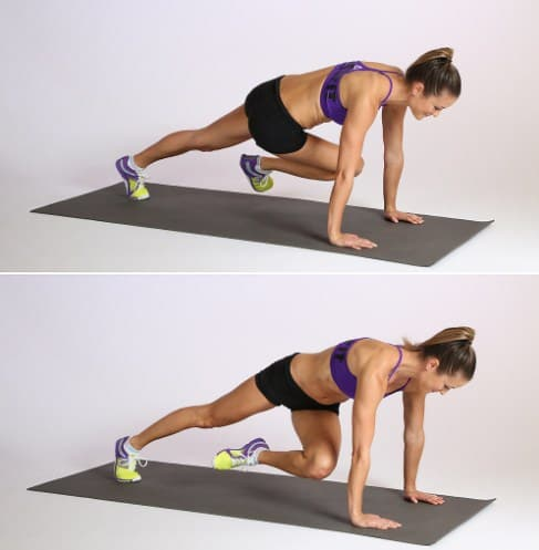 Mountain Climber - Amazing Moves That Tones and Tightens Armpit