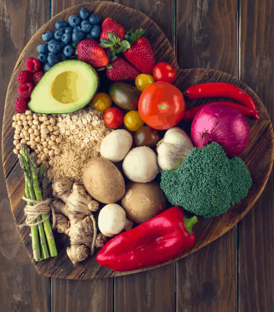 Pile Up Nutrients in Your Meal- How to lose stress weight