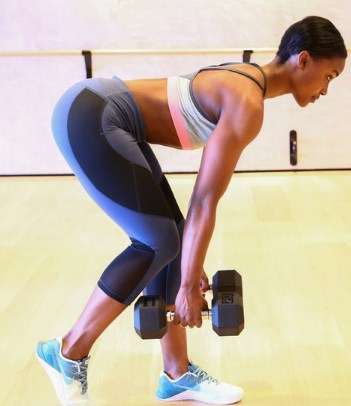 Rear Foot Elevated Deadlift--Best exercise to Lift And Firm Your Buttocks