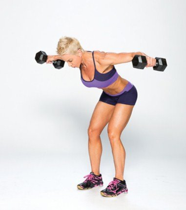 Rear Lateral Raise Exercise