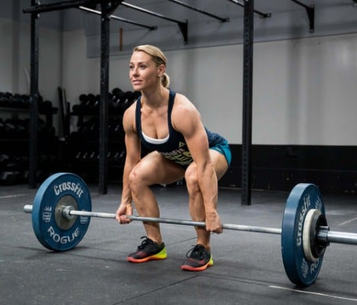 Romanian Deadlift for Bigger and Rounder Bum