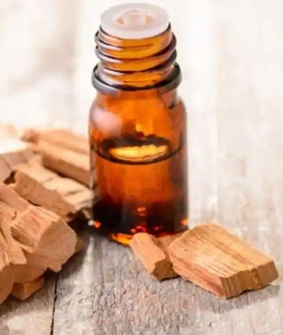 Sandalwood Oil- Best Essential Oils for dry Skin