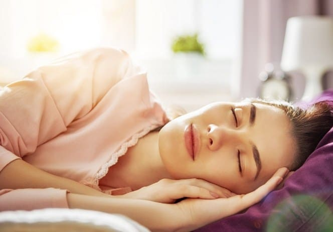 Sleep Well- How to Lose Weight if You're Over 200 Lbs
