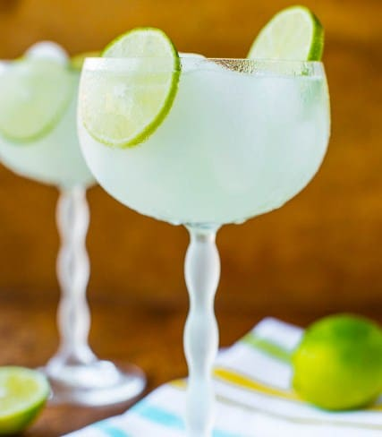 Sugar-Free-Margarita Low-Carb Cosmo Drinks for Weight Loss
