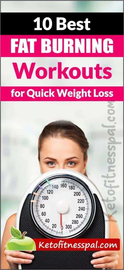When you are looking to burn fat and lose weight, exercising is important. With these best fat burning workout moves that you can perform anywhere you choose, you are sure to lose excess body fat and unveil the sexiness beneath all of the fat.