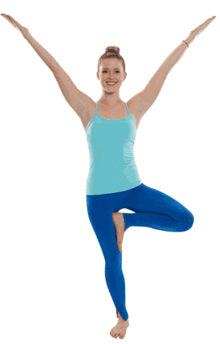 Tree Pose to Alleviate Anxiety and Depression