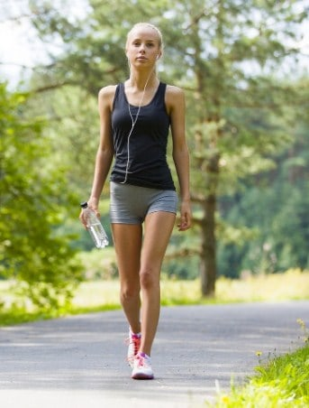 Walking- How to Lose Weight Fast with Exercises