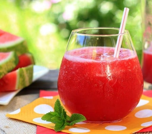 Watermelon Detox Water- 10 Healthy Detox Water For Weight Loss