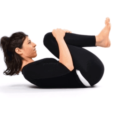 Wind Relieving Pose- 8 Powerful Yoga Poses To Reduce Stubborn Belly Fat
