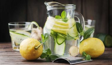 10 Healthy Detox Water For Weight Loss, Gut Bacteria and Glowing Skin