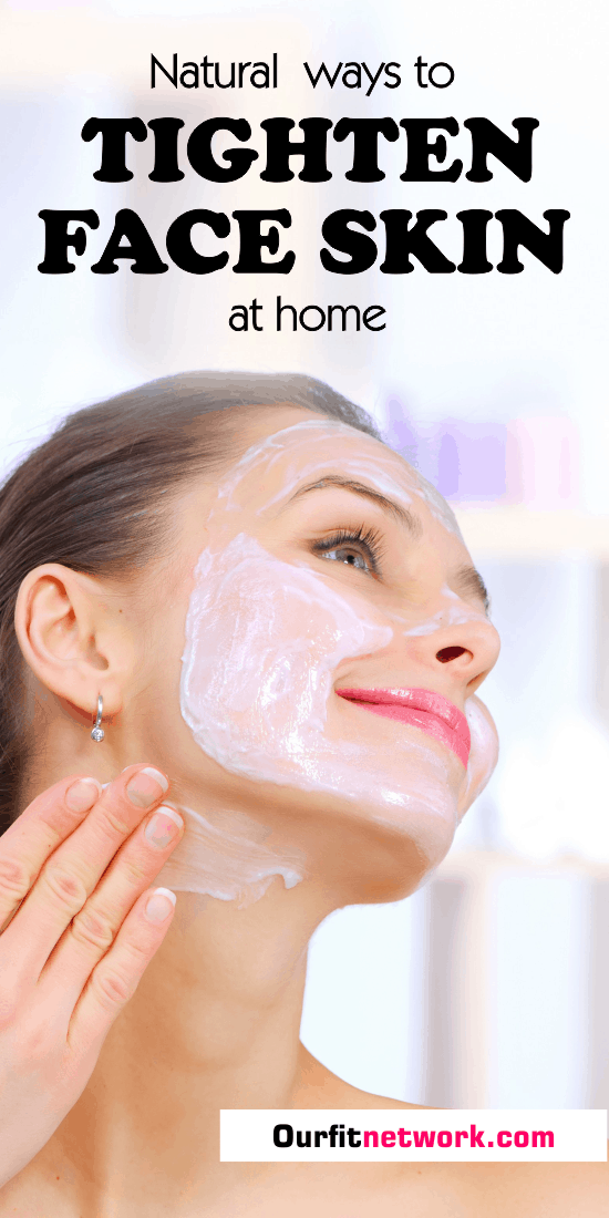 Here are amazingly effective homemade face masks to tighten the face skin. These natural face masks recipes will tighten your pores and get rid of loose face skin in no time.