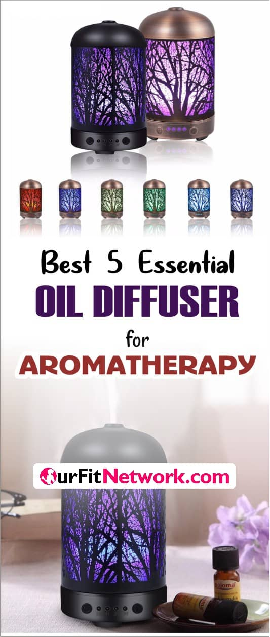 Using essential oil diffusers can help to moisten the air you breath, get rid of allergens, and provide innumerable health benefits. In this post we give you a list of our top 5 essential oil diffusers and why they make this ranking.