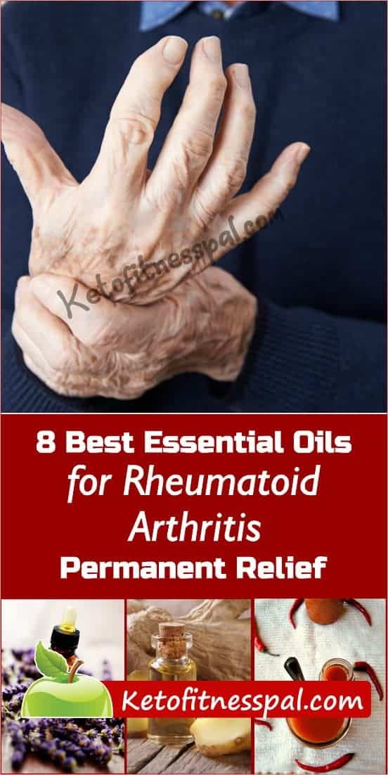 Using essential oils for rheumatoid arthritis treatment helps to boost the circulation of blood which provides quick relief from pain. Here are the best essential oils to use.