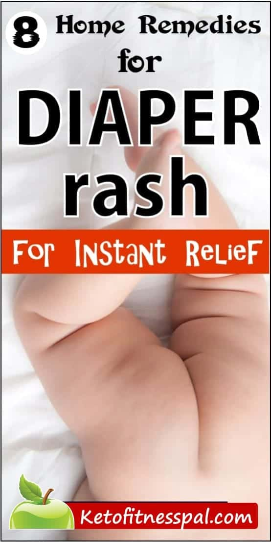 All mothers look for ways to avoid diaper rash but if it happens,take a chill. Here are 8 amazing home remedies for diaper rash for instant relief. With this post, be sure to say NO to diaper rash.